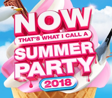 Now Summer Party 2018 (The Album)