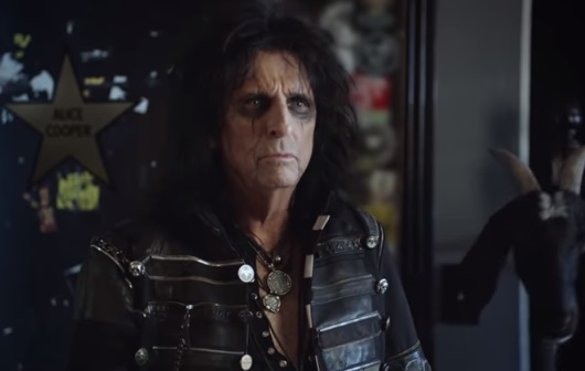 Dodge Durango Alice Cooper Commercial