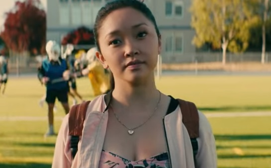 Lana Condor as Lara Jean - To All The Boys I've Loved Before