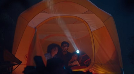 Google Pay Commercial - Camping Trip