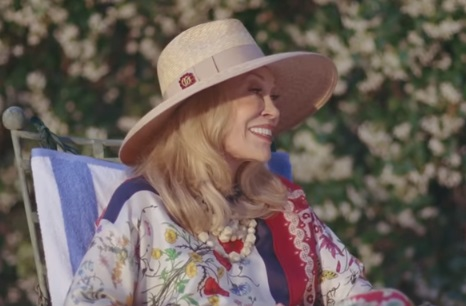 Gucci Sylvie Bag Commercial - Faye Dunaway