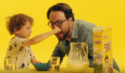 Kellogg's Coco Pops TV Advert
