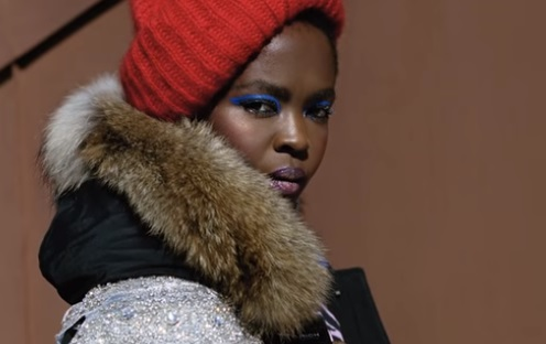 Woolrich Lauryn Hill Commercial