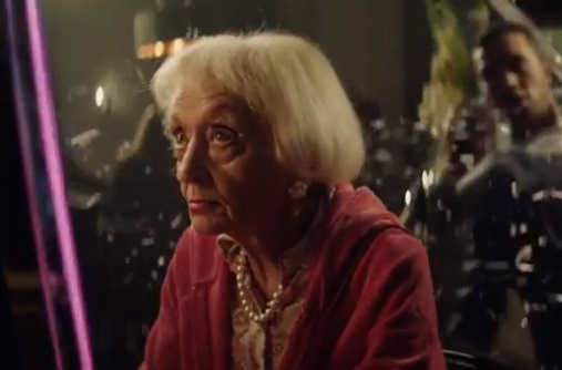 Bwin Casino TV Advert: Granny