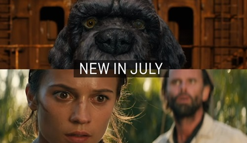 Qantas Commercial - What's New Inflight July