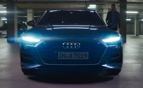 Audi A7 TV Advert