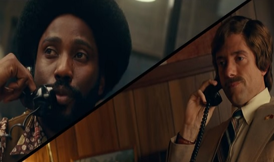 BlacKkKlansman (2018 Movie Trailer)