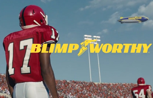 Goodyear Be Blimpworthy Commercial