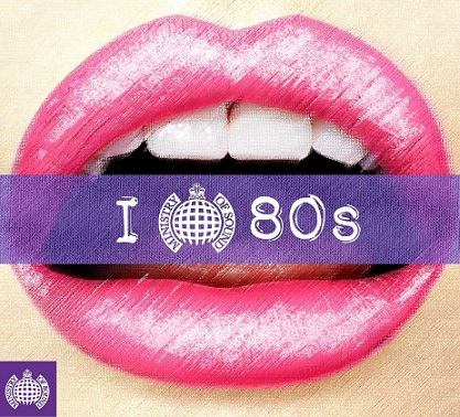 I Love 80s - The Album