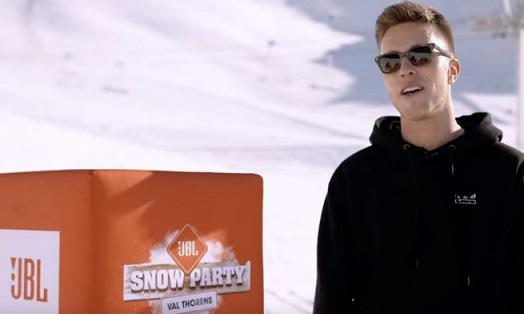 JBL Nicky Romero Commercial