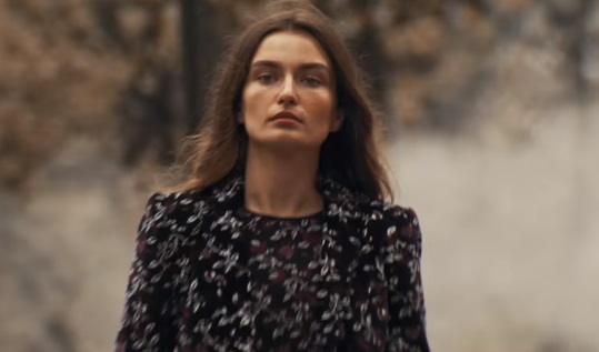 Michael Kors Commercial Model Andreea Diaconu - Fall 2018