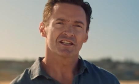 Qantas Hugh Jackman Commercial