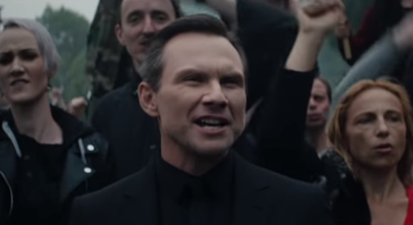 Christian Slater - The Wolf: True Alpha