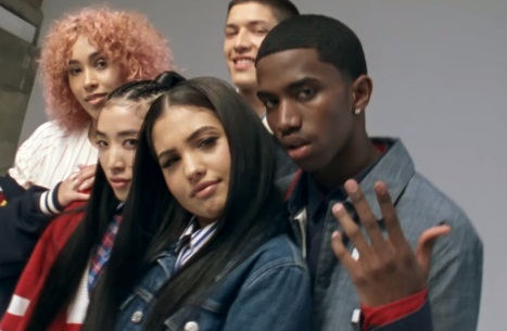 Tommy Hilfiger Commercial - Feat. Mabel, Snoochie Shy, King Combs & Aaron Unknown