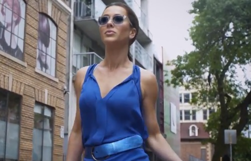 Transitions Lenses Commercial - Model Jessica Mulroney