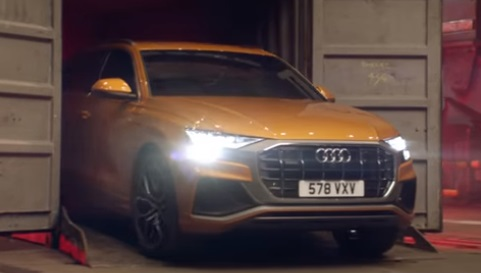 Audi Q8 TV Advert