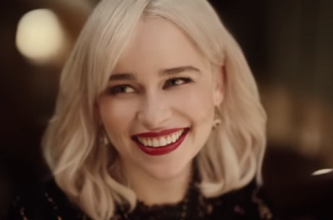 Dolce & Gabbana Commercial - Emilia Clarke Singing Italian Song