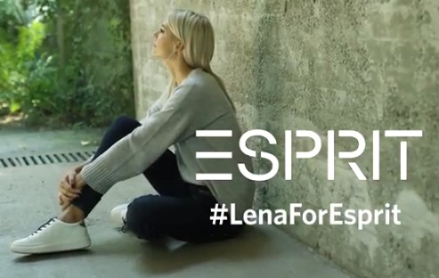ESPRIT Commercial - Model Lena Gercke