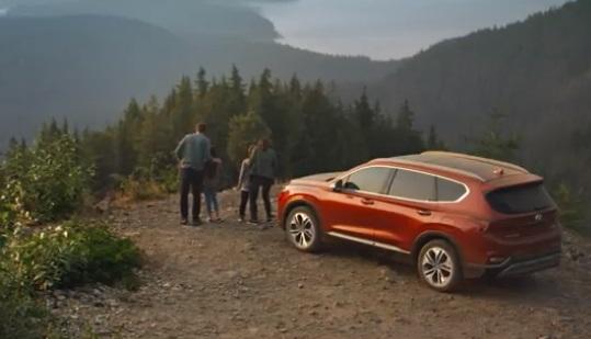 2019 Hyundai Santa Fe Commercial