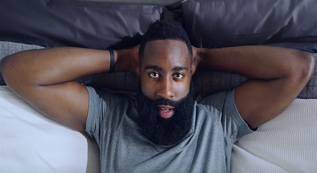 James Harden - Hulu Commercial