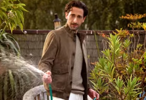 Adrien Brody - Mango Commercial