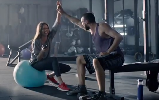 MetroPCS Commercial GYM