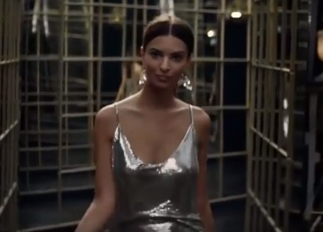 Paco Rabanne Pure XS for Her Commercial - Emily Ratajkowski