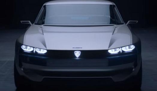 Peugeot e-LEGEND Commercial