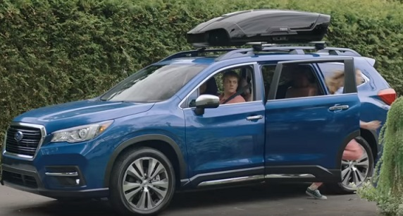 Subaru Ascent Commercial