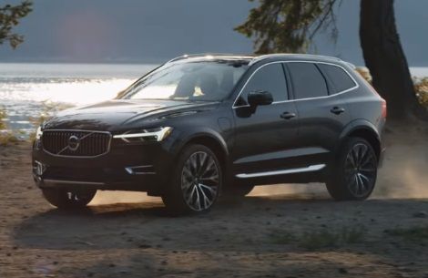 Volvo 2019 Xc Suv Range Woman Singing Opera Commercial