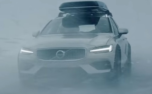 Volvo V60 Cross Country Commercial