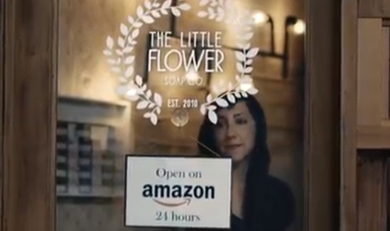 Amazon Commercial - The Little Flower Soap Company