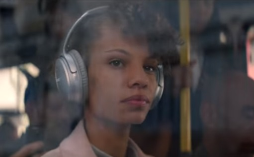 Bose and Alexa Commercial Girl