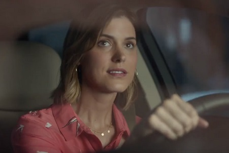 Lincoln MKC Waze Commercial - Girl at the Wheel