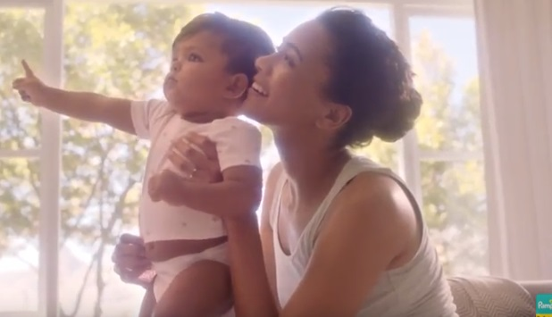 Pampers Pure Collection Commercial