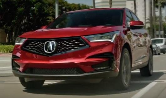 Anuncio Acura RDX SH-AWD 2019
