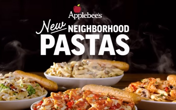 Applebee's New Neighborhood Pastas Commercial