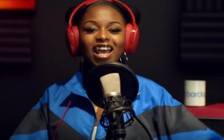 Barclaycard Advert - Rapper Nadia Rose
