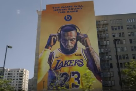 Beats by Dre LeBron James Commercial