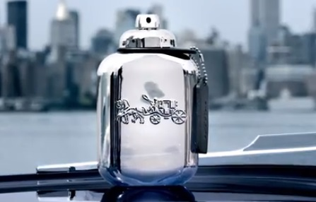 Coach Platinum Fragrance Commercial