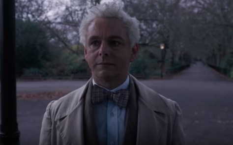 Good Omens (Amazon Trailer) - Michael Sheen