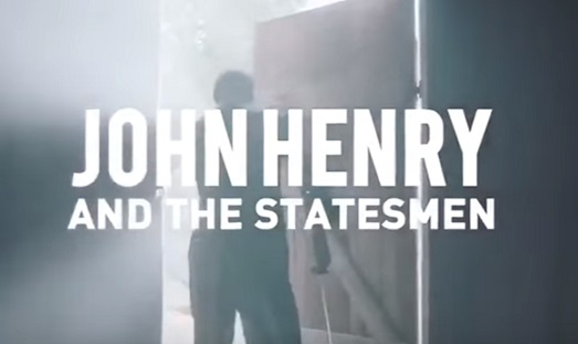Dwayne Johnson - John Henry and the Statesmen (Trailer Netflix)