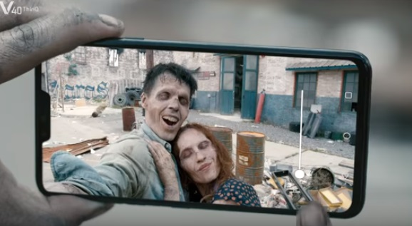 LG V40 ThinQ Zombies Commercial