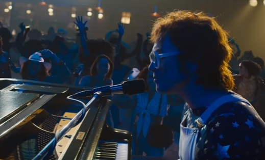 Rocketman 2019 Movie Trailer - Elton John Biopic | Actor Taron Egerton