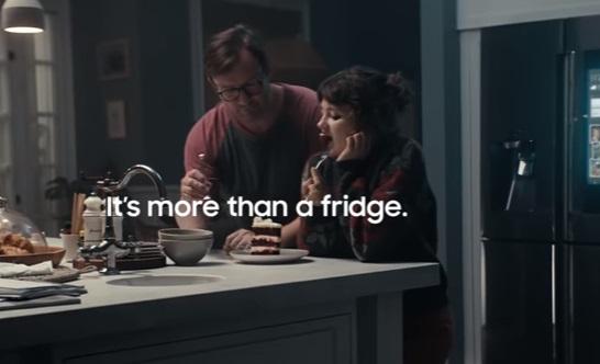 Samsung Family Hub Commercial