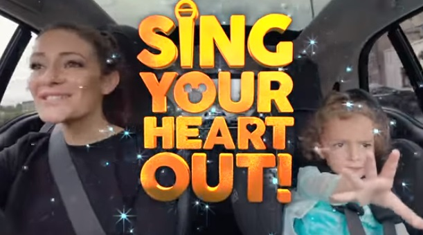 Sing Your Heart Out Disney (The Album)