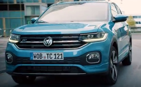 Volkswagen T-Cross Commercial