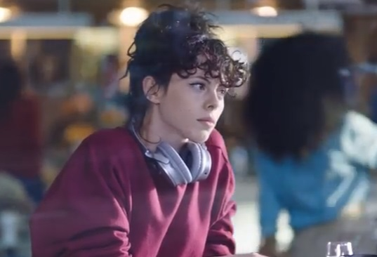 Bose Commercial Song: Girl with Headphones