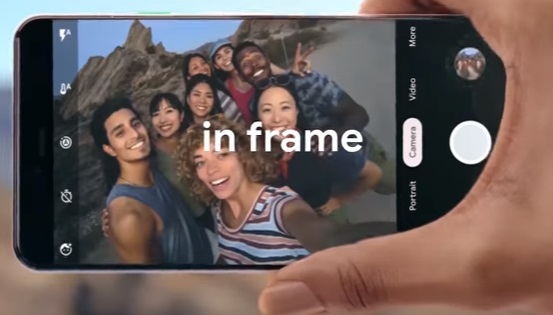 Google Pixel 3 Commercial