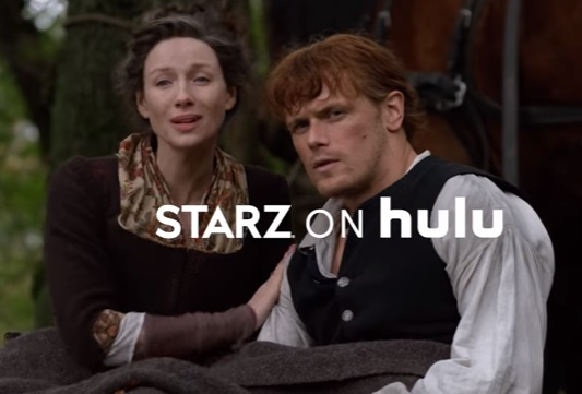STARZ on Hulu Commercial